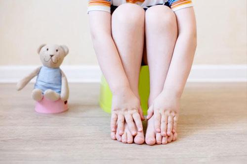 Sauberwerden.de beine an töpfchen